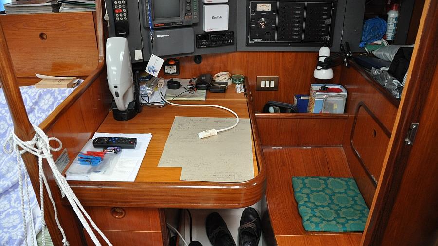 Navigationstisch