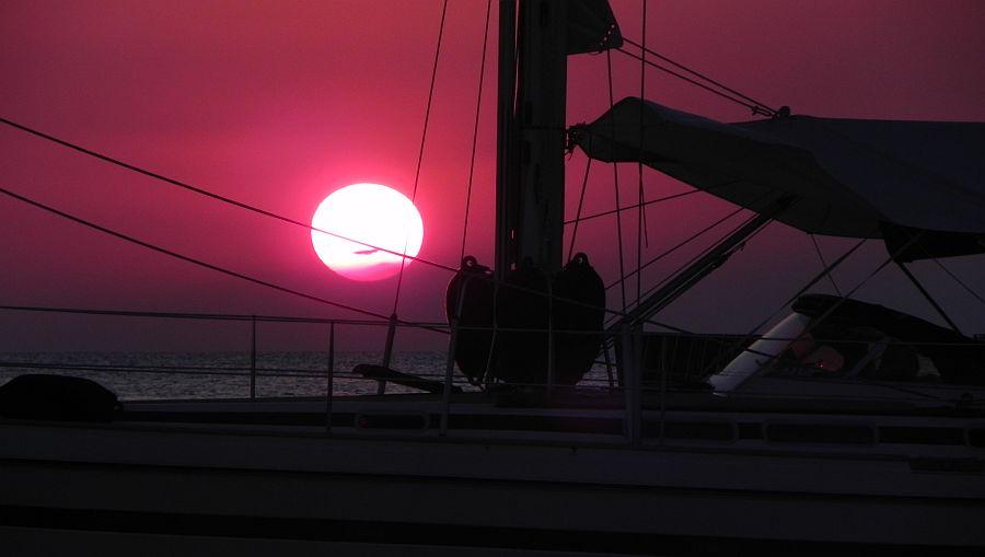 sunset-farbenspiel