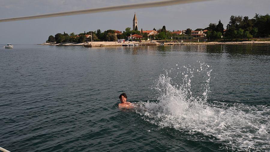 schwimmen-lovrecica