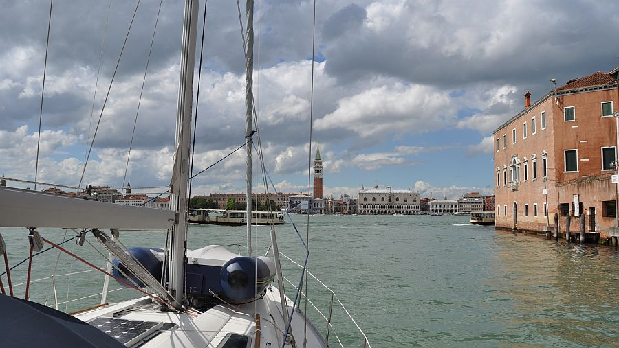 venedig-segeln