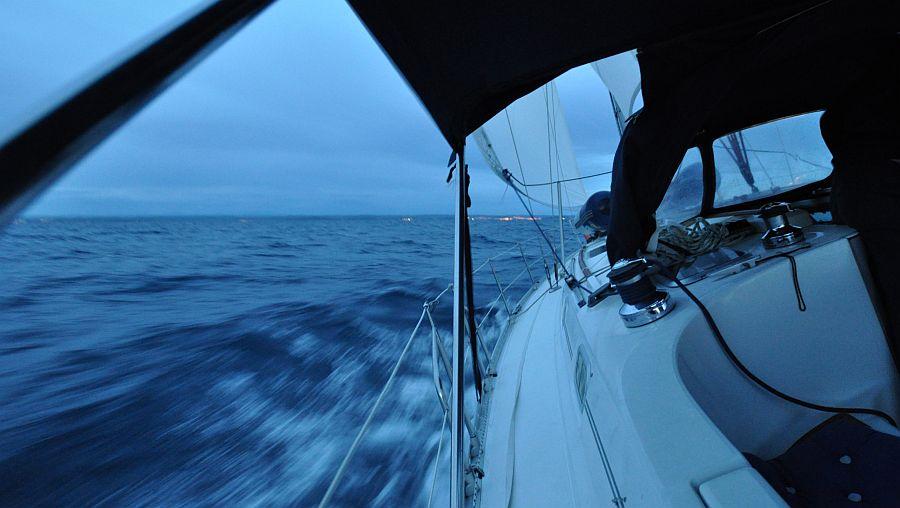 segeln-daemmerung