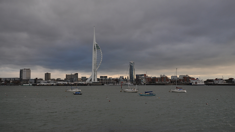 spinnaker-tower