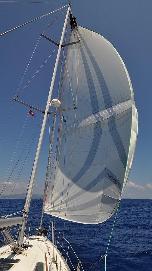 ionische inseln segeln