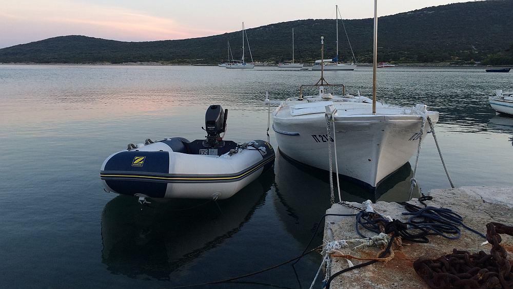 ist-dinghy-anlanden