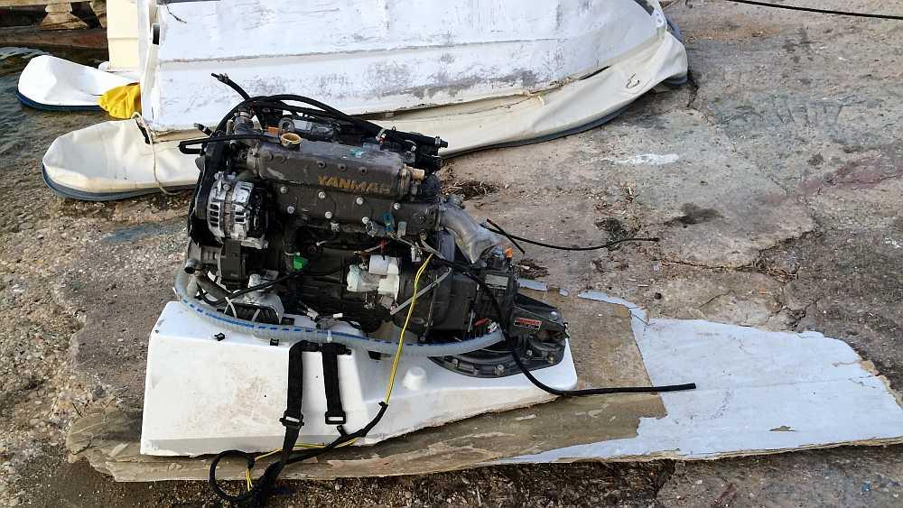 paxos-gajos-cat-indigo-motor-defekt