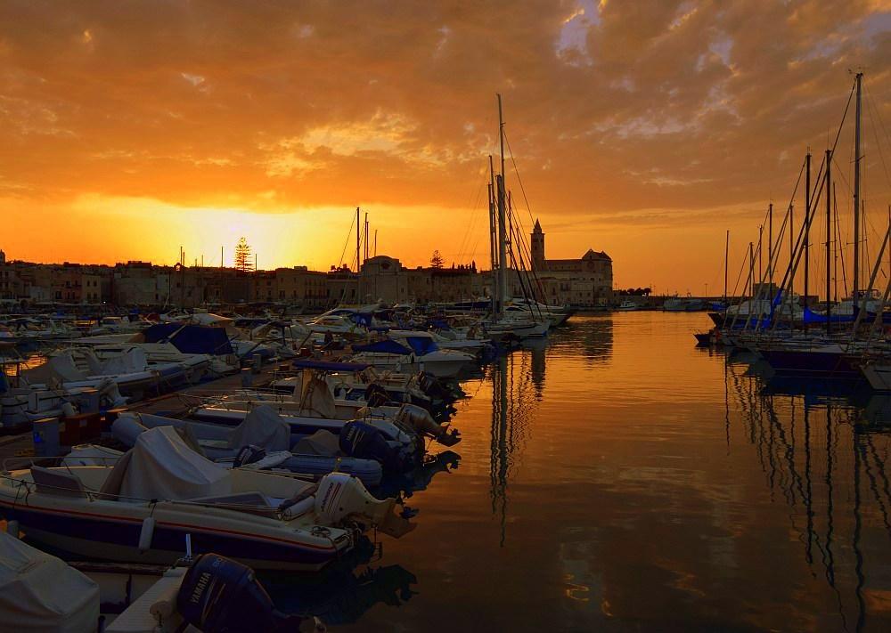 trani-sunset