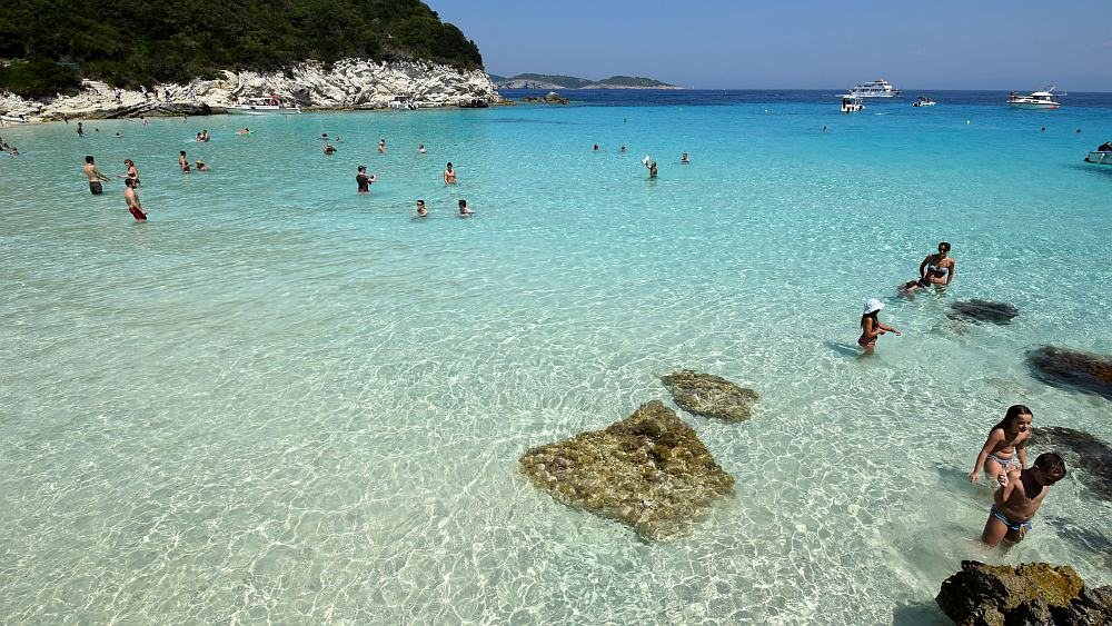 antipaxos-vrika-beach