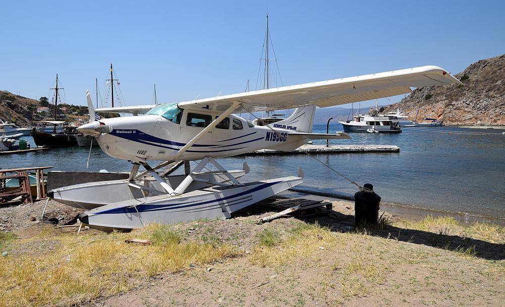 mandraki-wasserflugzeug