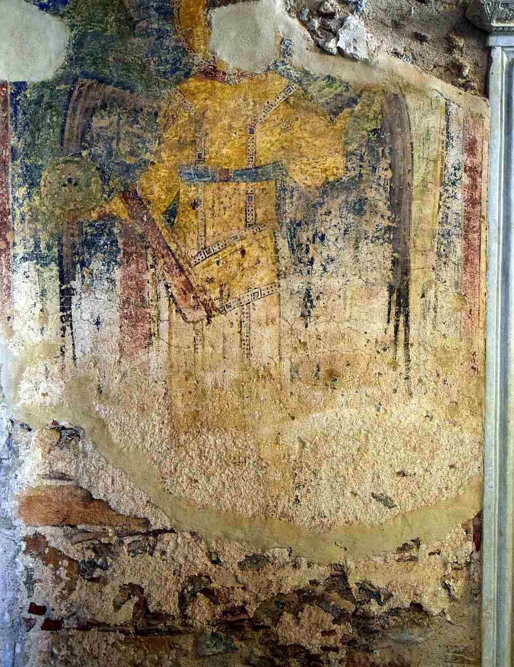 monemvasia-agia-sofia-wandmalerei