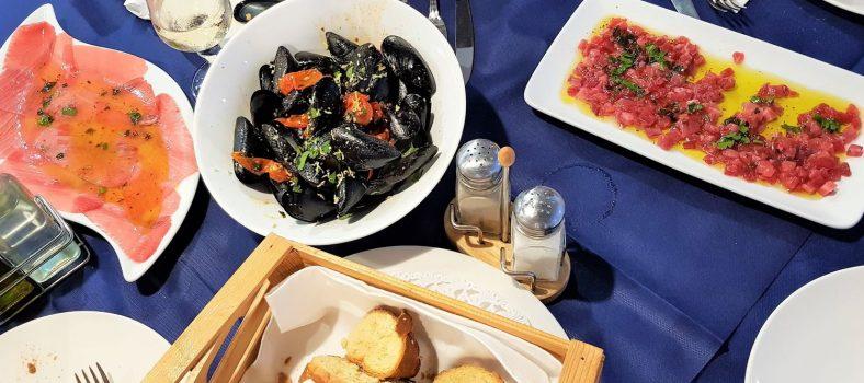 Gourmet Segeltoern Mittelmeer