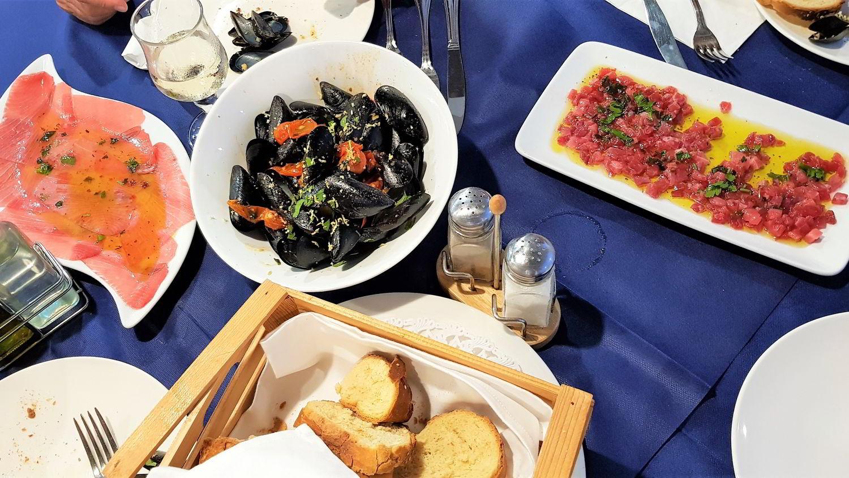 Gourmet Segeltörn Mittelmeer