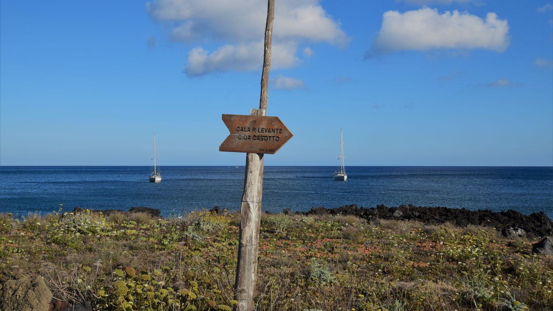 Linosa: Eine Insel zum Segeln und Wandern