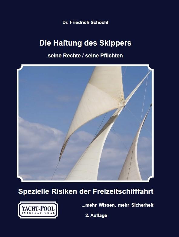 Buchtipp: Die Haftung des Skippers