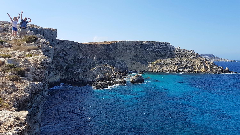 Malta Nordwestküste