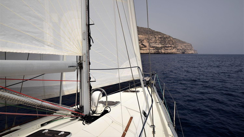 Malta unter Segeln