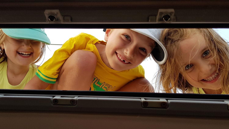 Malta: Segeln mit Kinder